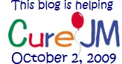 October 2 is Cure JM Awareness Day