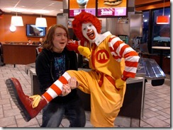Ty & Ronald
